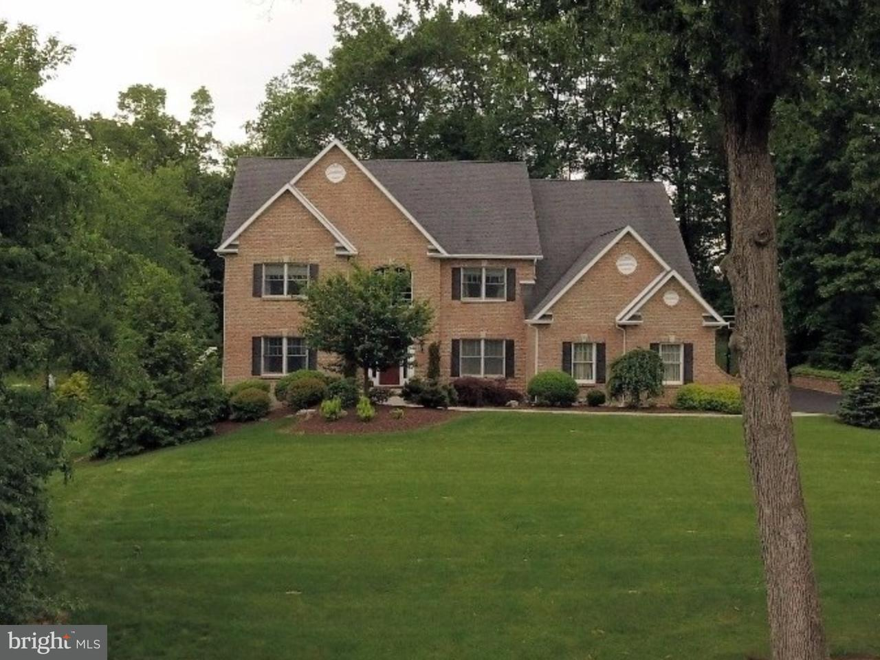 Casa Unifamiliar por un Venta en 6215 HOLLY Court Coopersburg, Pennsylvania 18036 Estados Unidos
