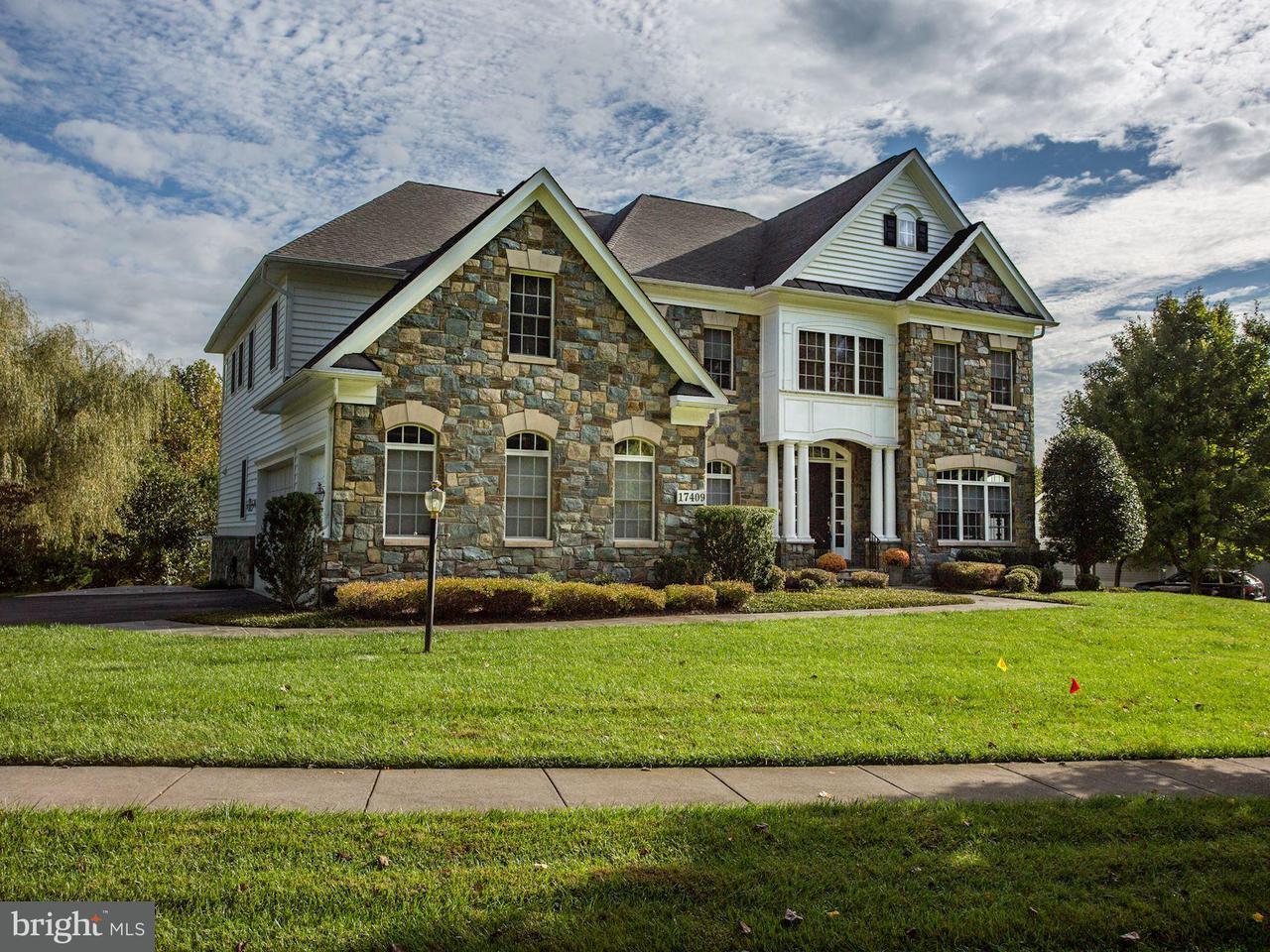 Μονοκατοικία για την Πώληση στο 17409 ASHTON GREEN Drive 17409 ASHTON GREEN Drive Sandy Spring, Μεριλαντ 20860 Ηνωμενεσ Πολιτειεσ