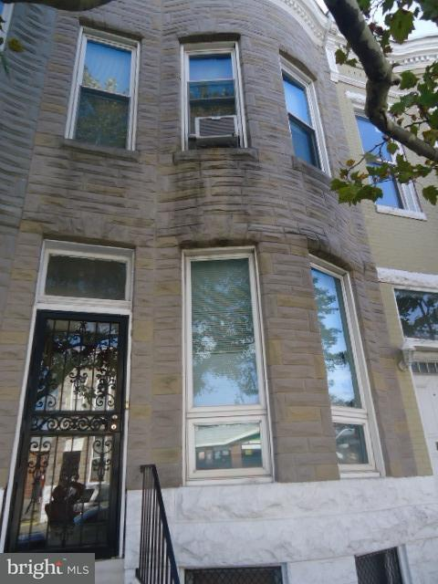 Single Family for Sale at 1919 Lafayette Ave Baltimore, Maryland 21217 United States