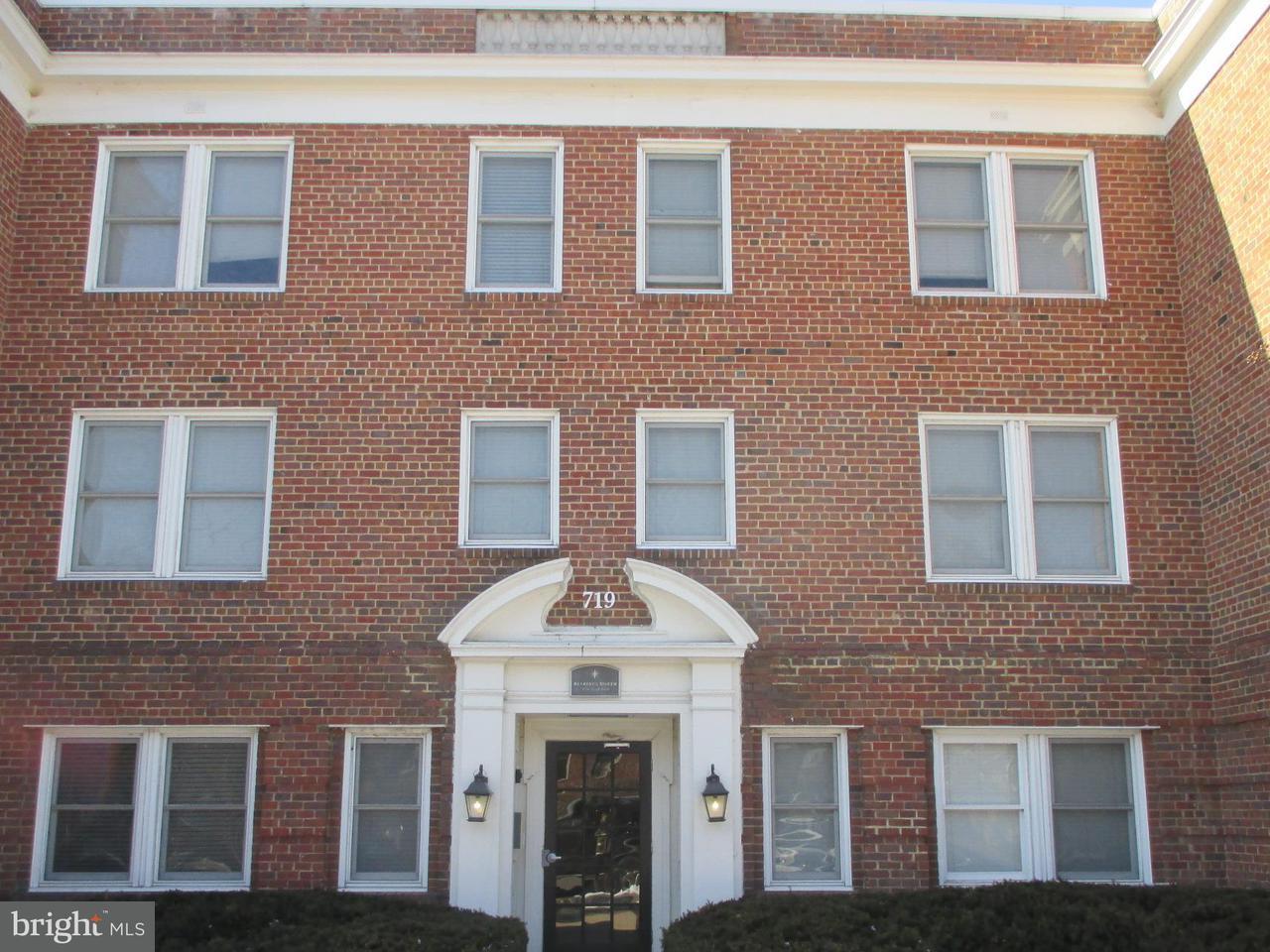 Condominium for Rent at 719 Saint Asaph St #108 Alexandria, Virginia 22314 United States