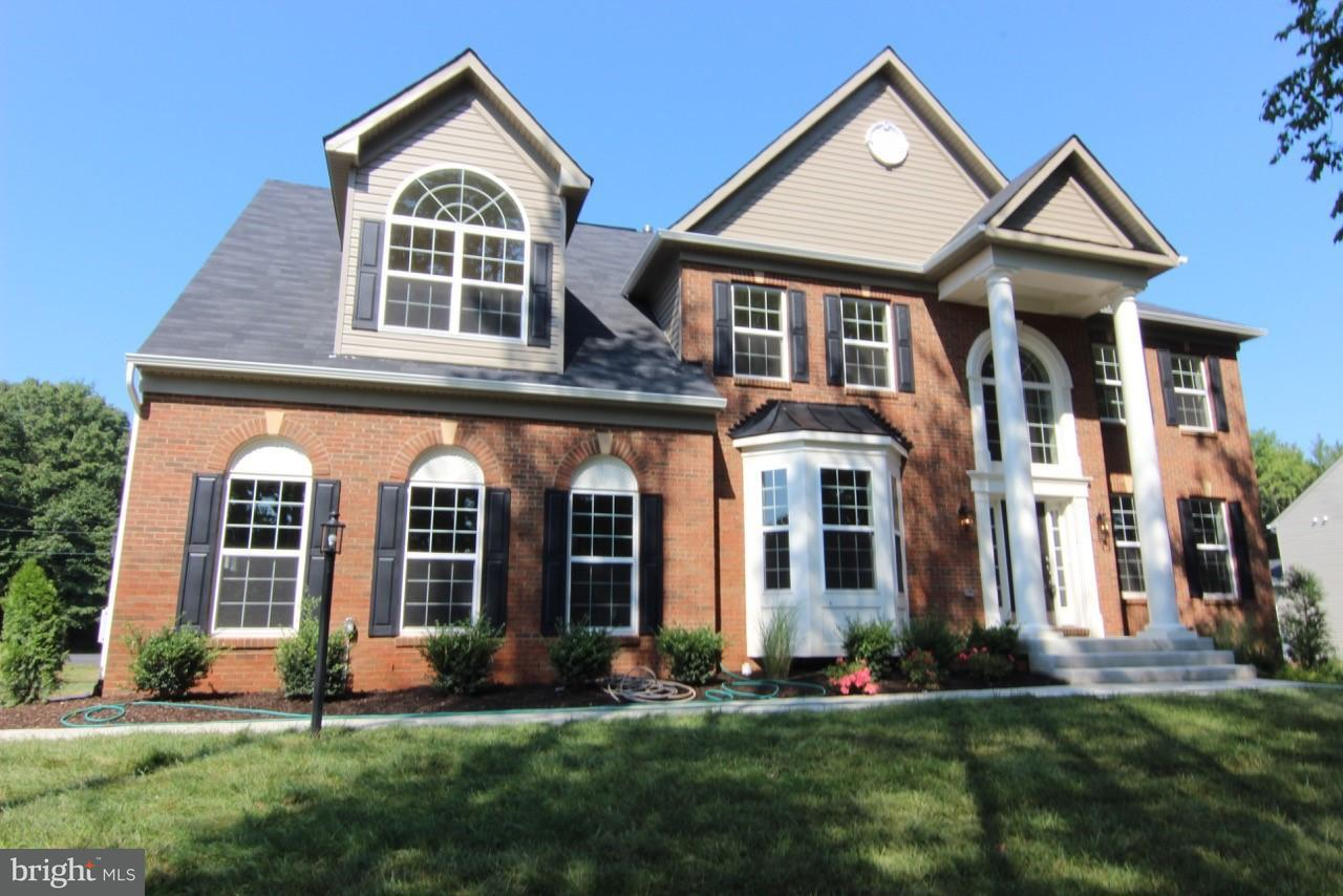 Single Family Home for Sale at 8020 MORNINGSIDE DR #17 A1 8020 MORNINGSIDE DR #17 A1 Manassas, Virginia 20112 United States
