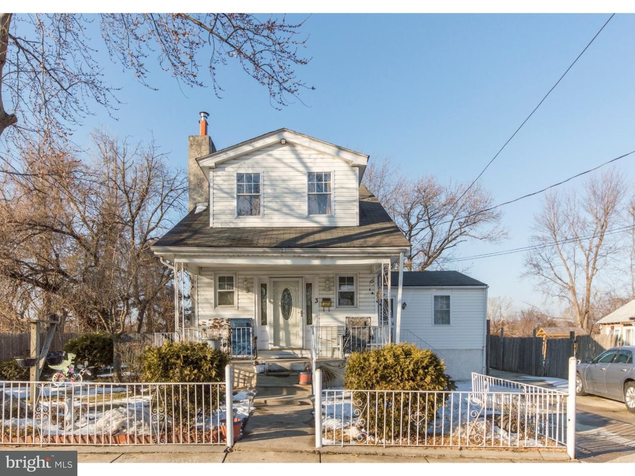 Maison unifamiliale pour l Vente à 3 BAYARD Avenue Sharon Hill, Pennsylvanie 19079 États-Unis