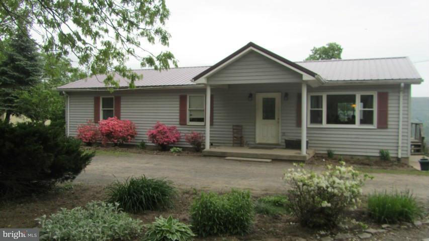 Single Family for Sale at 397 Levels View Dr Paw Paw, West Virginia 25434 United States