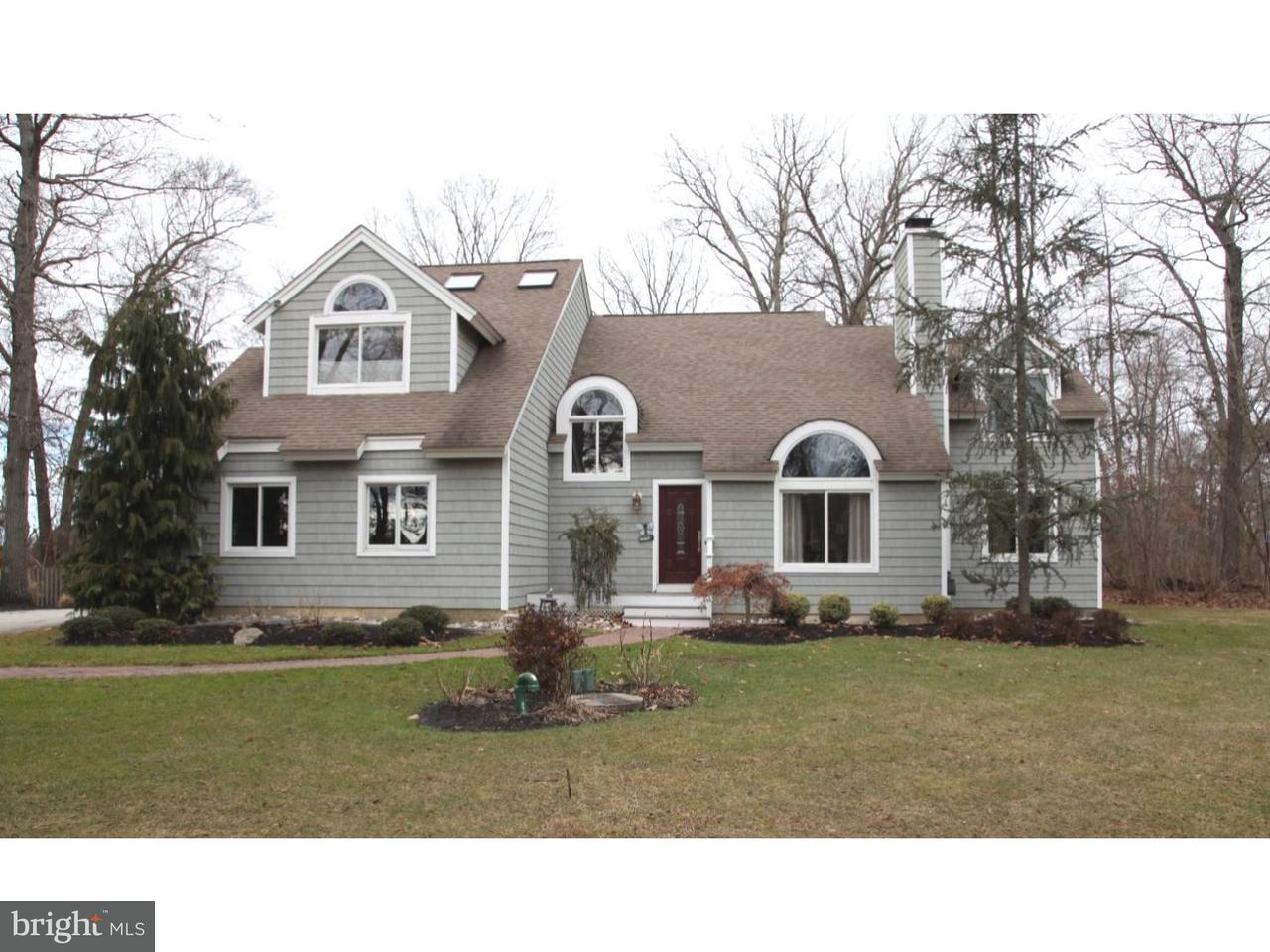 Single Family Home for Sale at 2 MILLS BROOK Lane Shamong Township, New Jersey 08088 United States