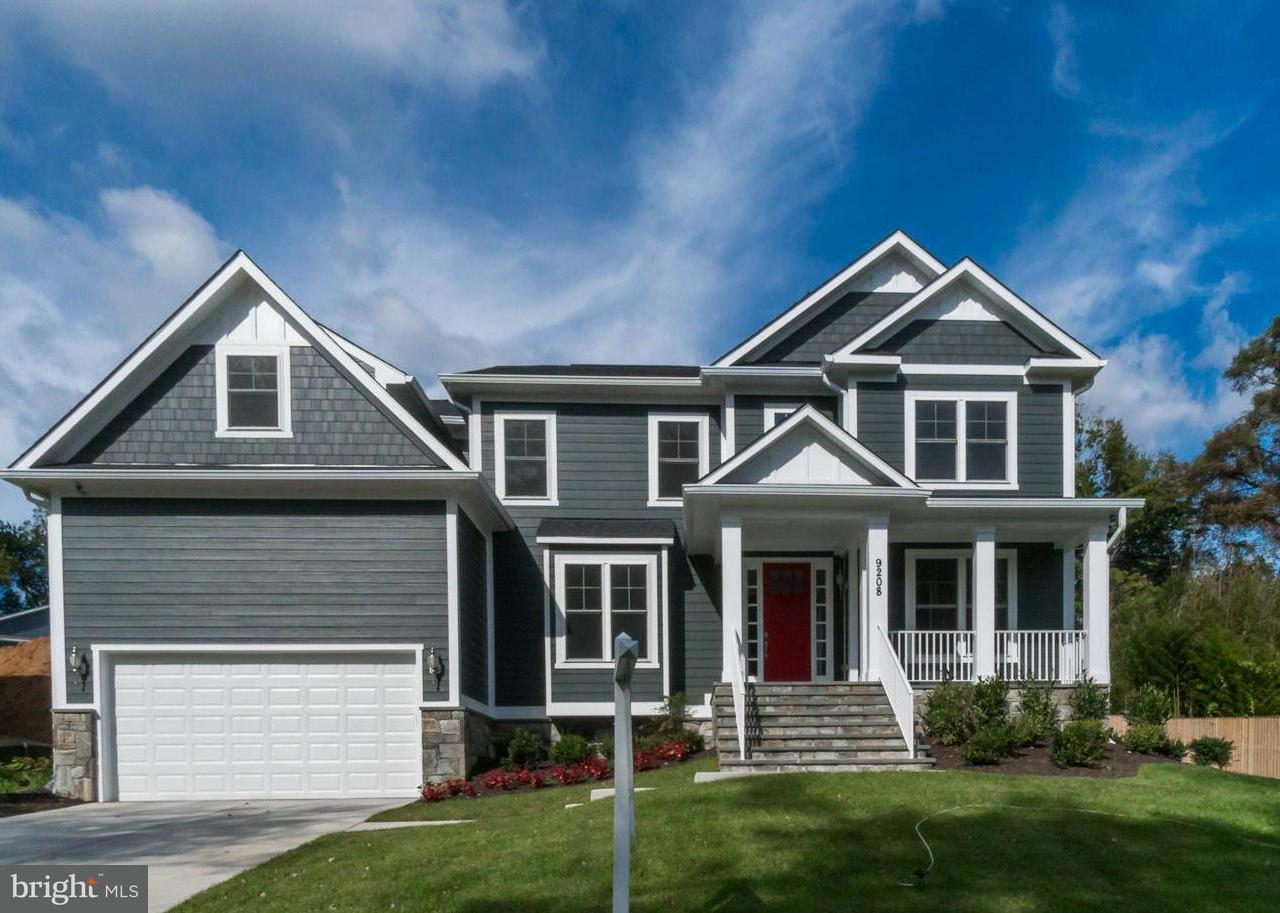 Single Family Home for Sale at 9208 WATSON Road 9208 WATSON Road Silver Spring, Maryland 20910 United States