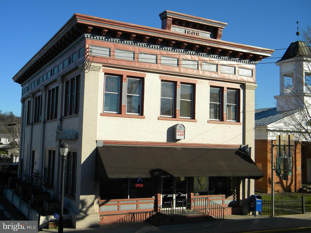 Commercial for Sale at 107 Main St Moorefield, West Virginia 26836 United States