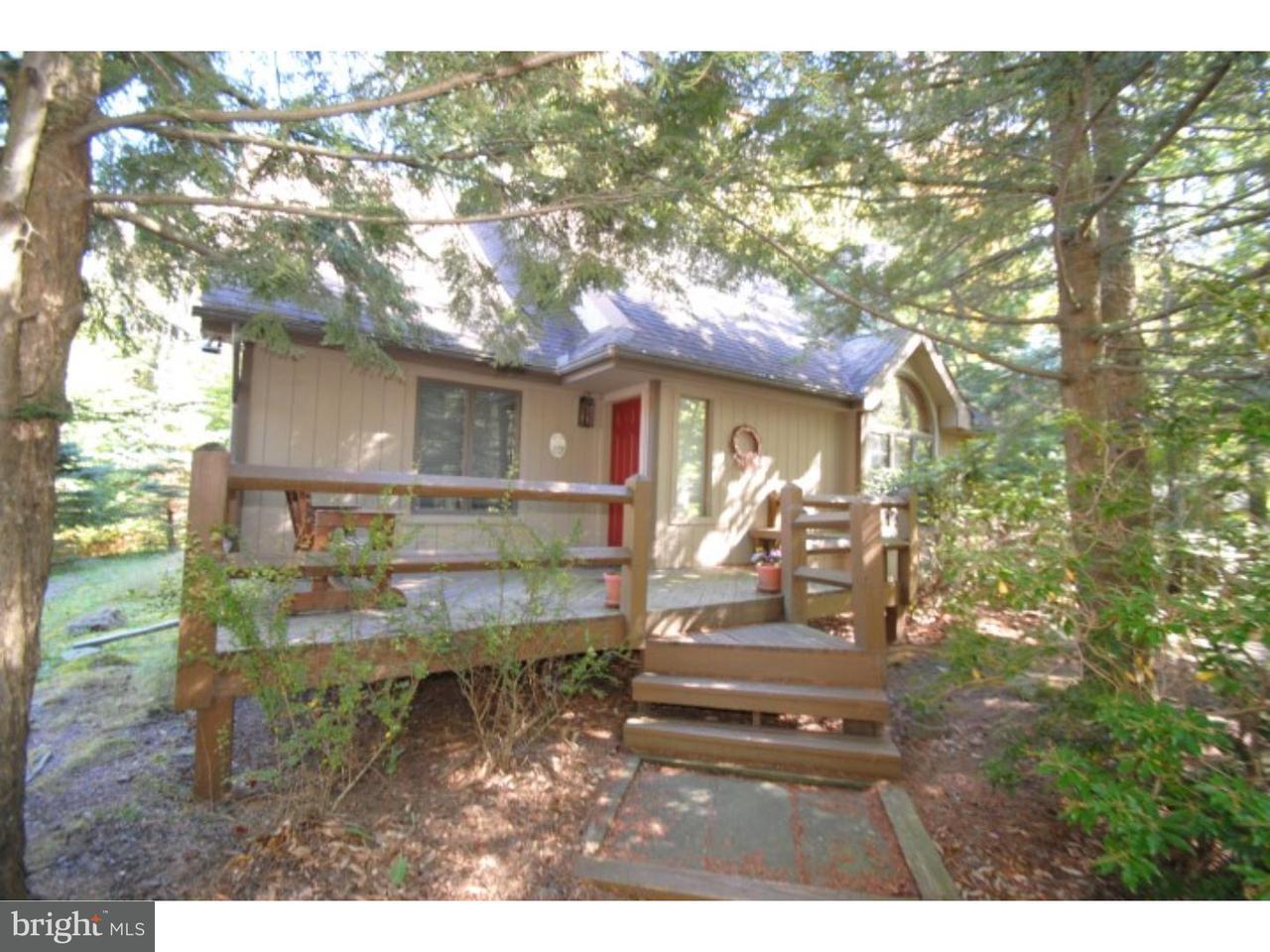 独户住宅 为 销售 在 1178 MANOR HILL Road Pocono Pines, 宾夕法尼亚州 18350 美国