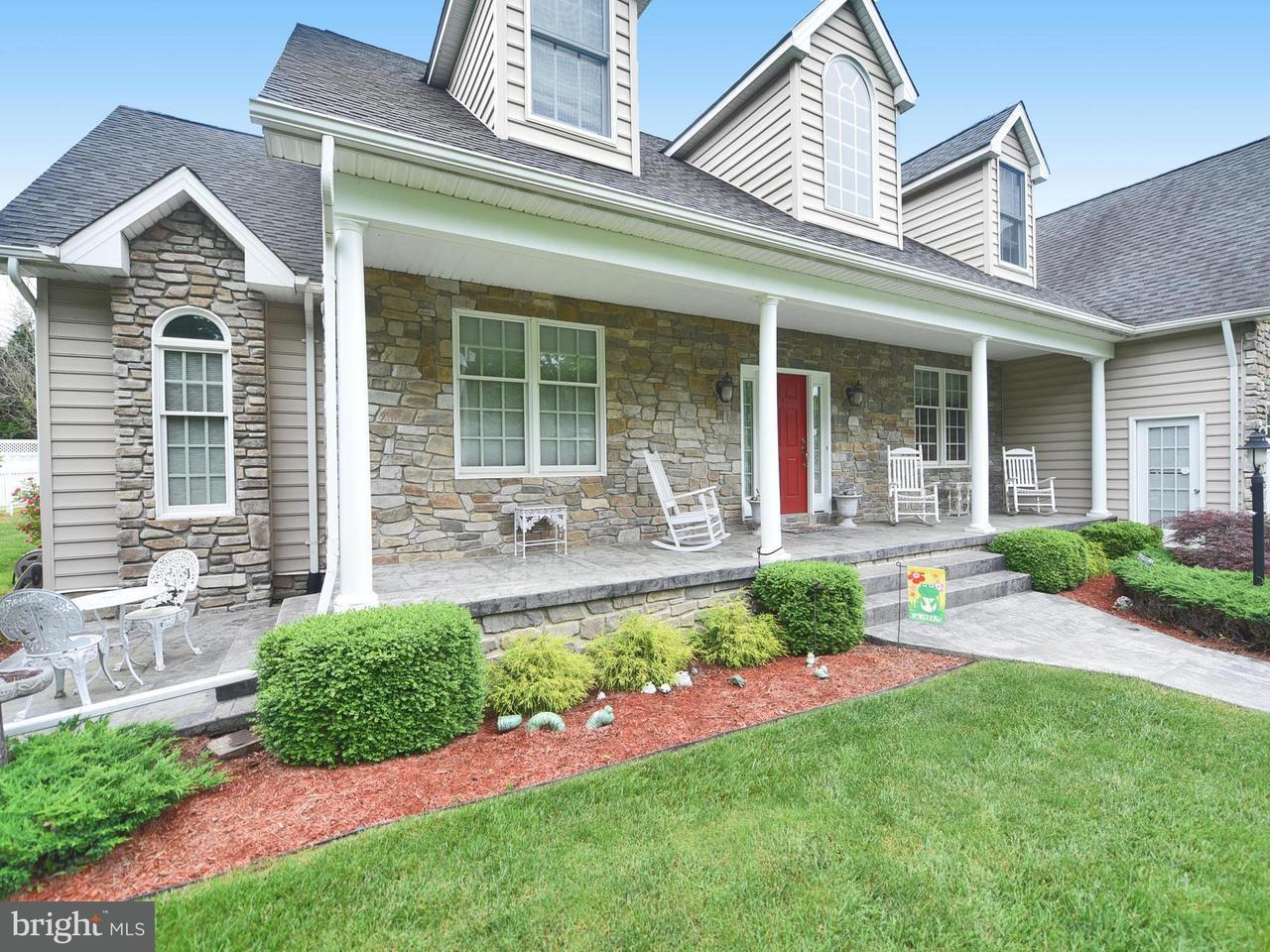 Частный односемейный дом для того Продажа на 1307 OLD JOPPA Road 1307 OLD JOPPA Road Joppa, Мэриленд 21085 Соединенные Штаты