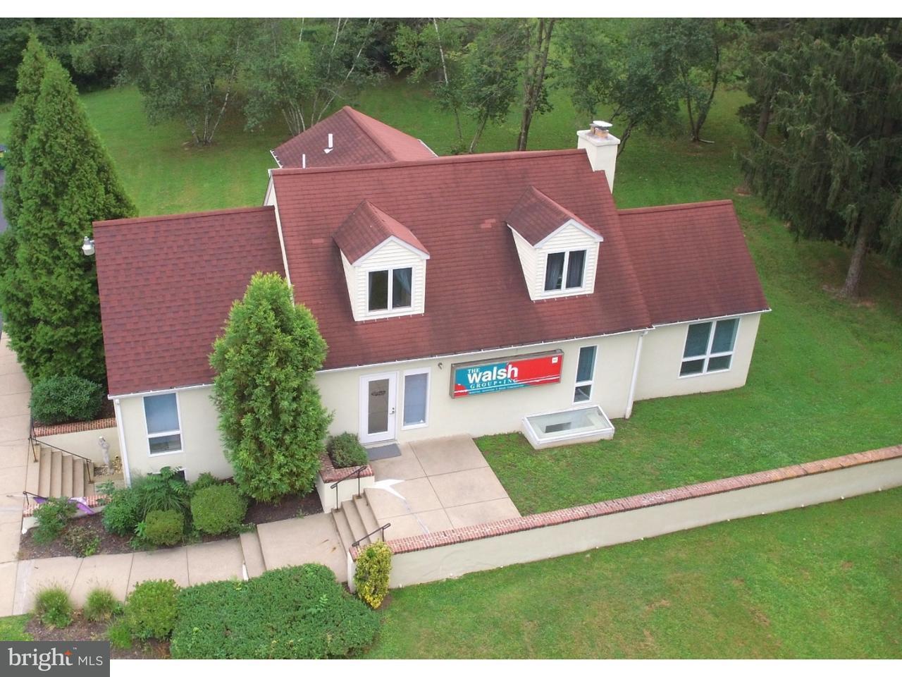 Частный односемейный дом для того Продажа на 1553 EASTON Road Warrington, Пенсильвания 18976 Соединенные Штаты