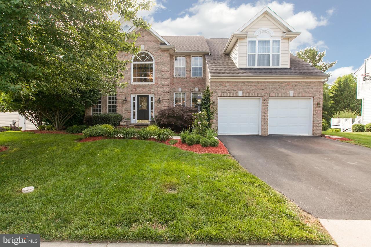 Casa Unifamiliar por un Venta en 11068 SANANDREW Drive 11068 SANANDREW Drive New Market, Maryland 21774 Estados Unidos