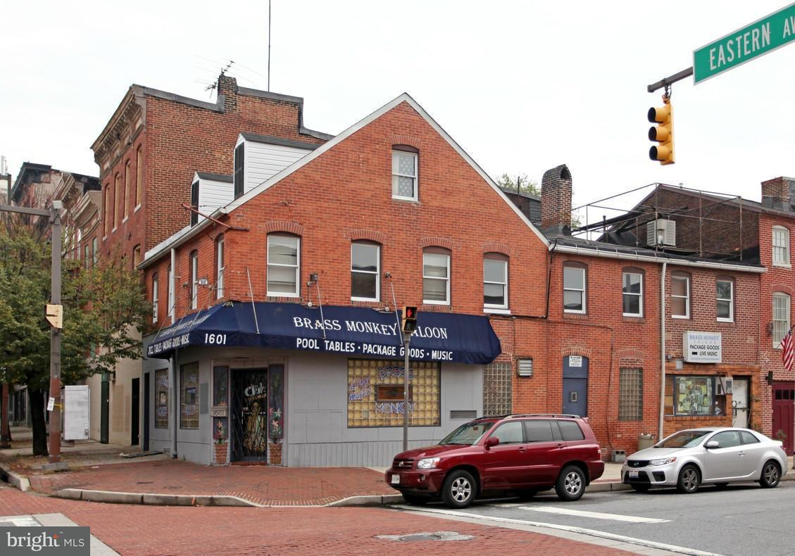 Commercial for Sale at 1601 Eastern Ave Baltimore, Maryland 21231 United States