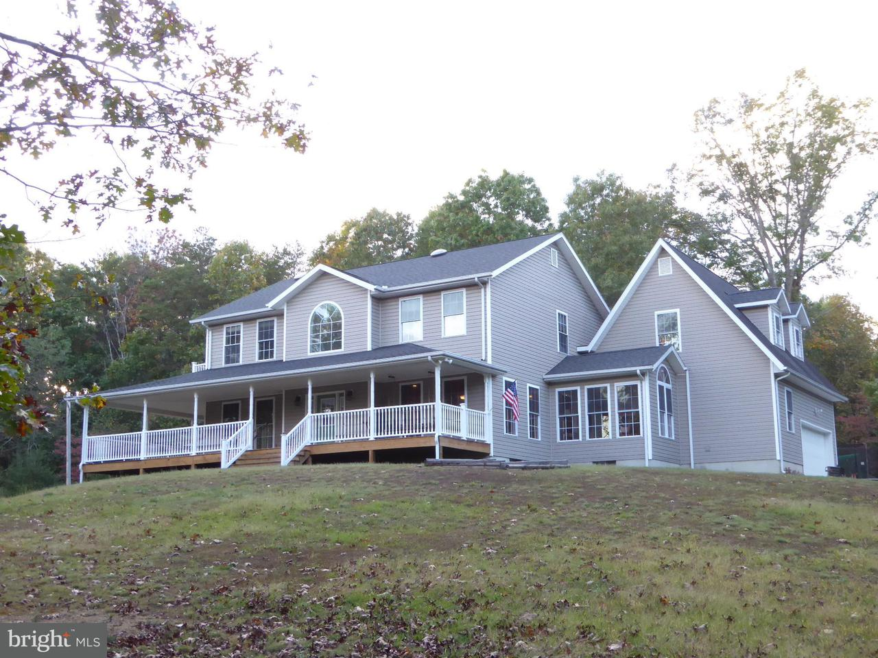 Single Family for Sale at 10826 Paw Paw Rd Bloomery, West Virginia 26817 United States