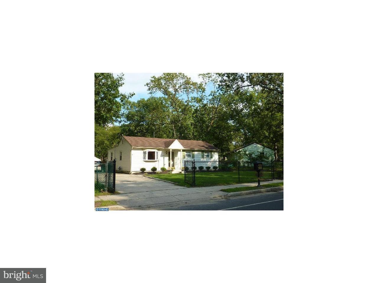 Tek Ailelik Ev için Satış at 408 CAINS MILL Road Buena Vista Township, New Jersey 08094 Amerika Birleşik Devletleri