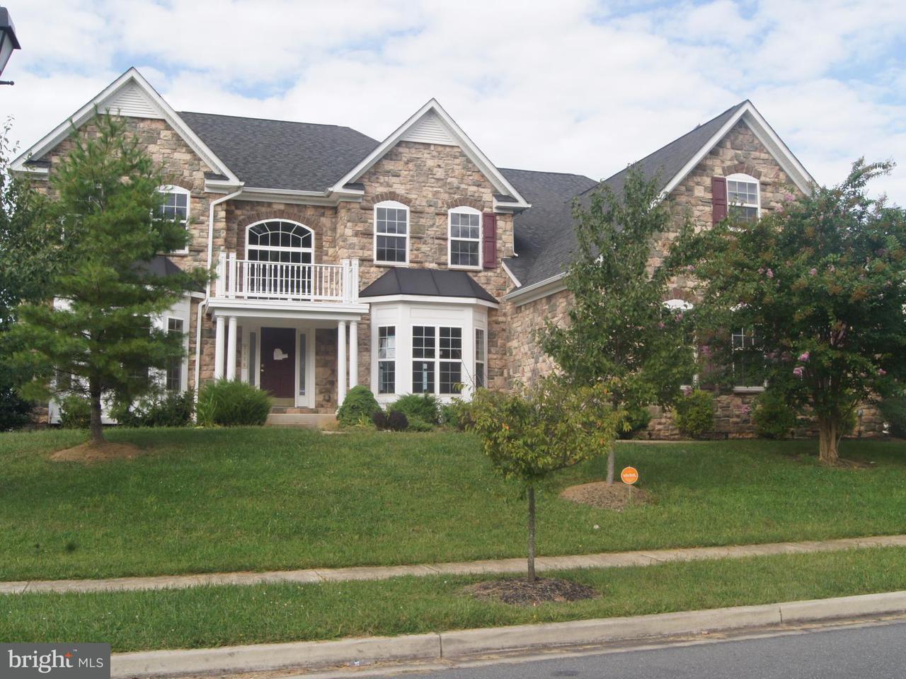Частный односемейный дом для того Продажа на 7110 GLEN PINE Street 7110 GLEN PINE Street Glenn Dale, Мэриленд 20769 Соединенные Штаты
