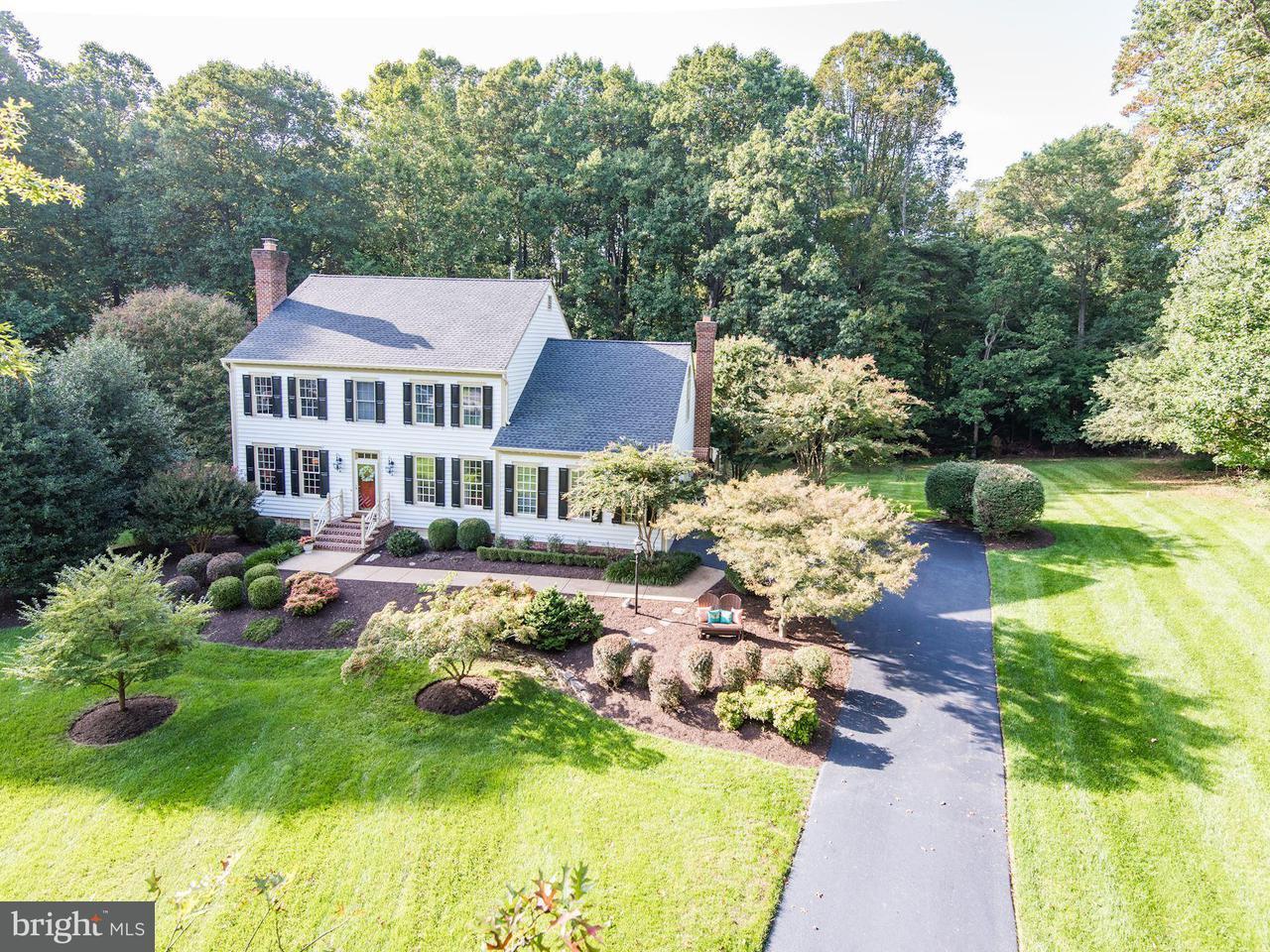 Maison unifamiliale pour l Vente à 12150 RICHLAND Lane 12150 RICHLAND Lane Oak Hill, Virginia 20171 États-Unis