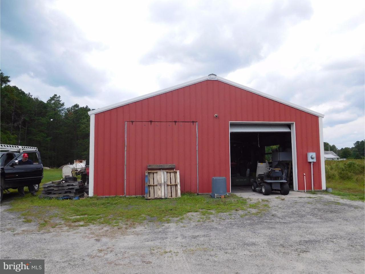 农场 为 销售 在 162 MOUNT MISERY Road New Lisbon, 新泽西州 08015 美国