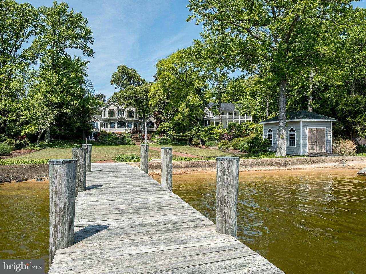 Single Family Home for Sale at 432 ARUNDEL BEACH Road 432 ARUNDEL BEACH Road Severna Park, Maryland 21146 United States