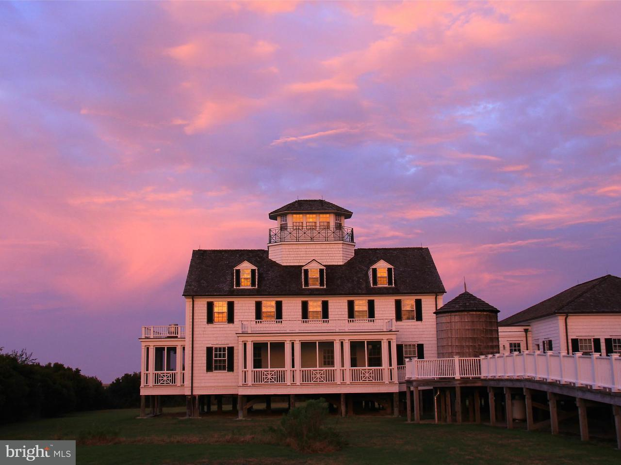 Maison unifamiliale pour l Vente à 21025 Seaside Road 21025 Seaside Road Cape Charles, Virginia 23310 États-Unis
