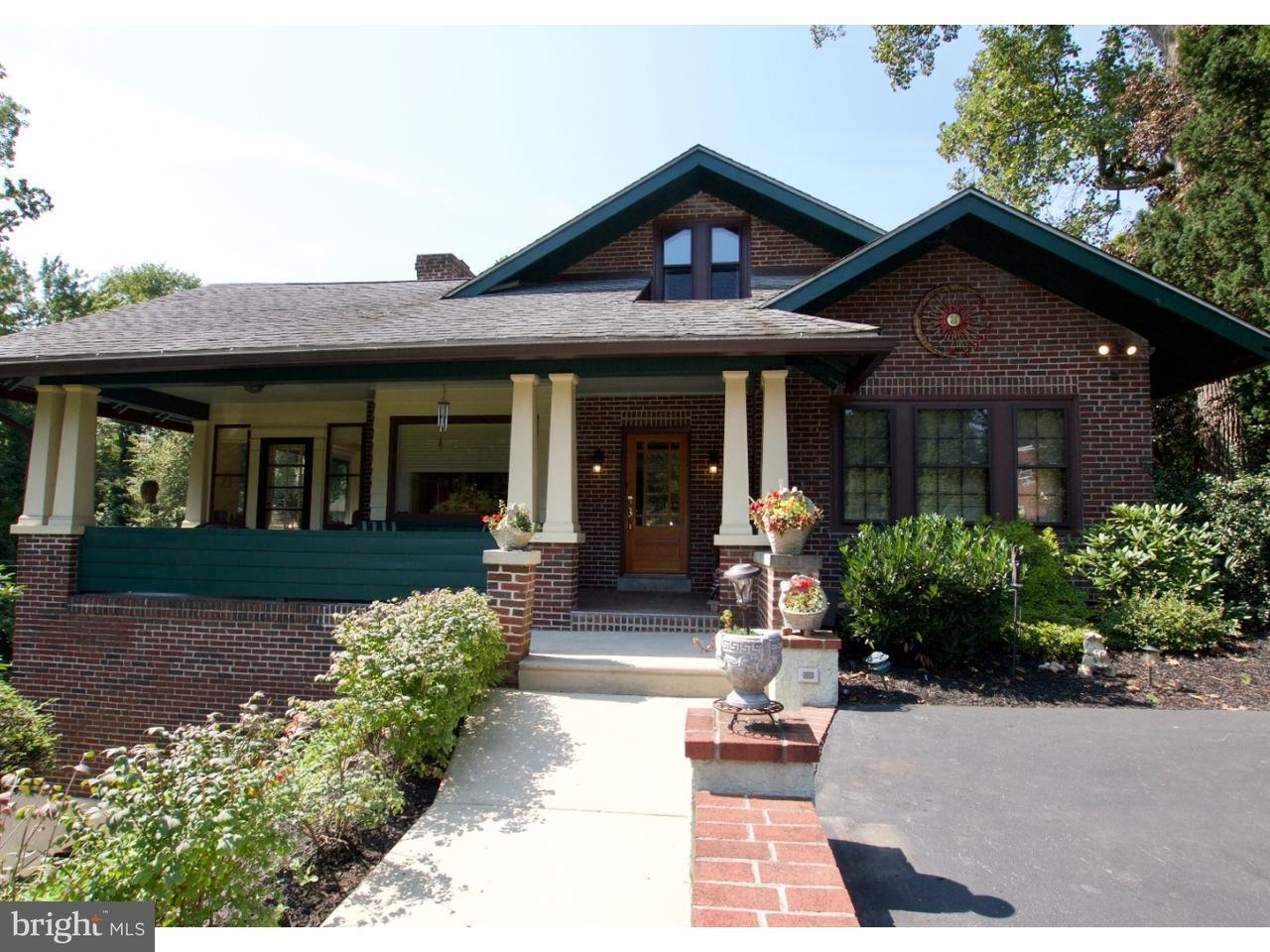 独户住宅 为 销售 在 422 S WOODBINE Avenue Narberth, 宾夕法尼亚州 19072 美国