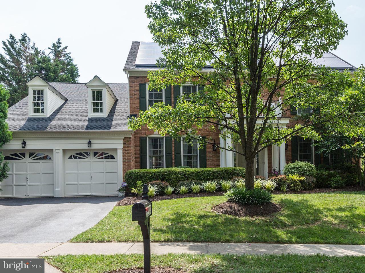 Частный односемейный дом для того Продажа на 12005 ARISTA MANOR WAY 12005 ARISTA MANOR WAY Germantown, Мэриленд 20876 Соединенные Штаты