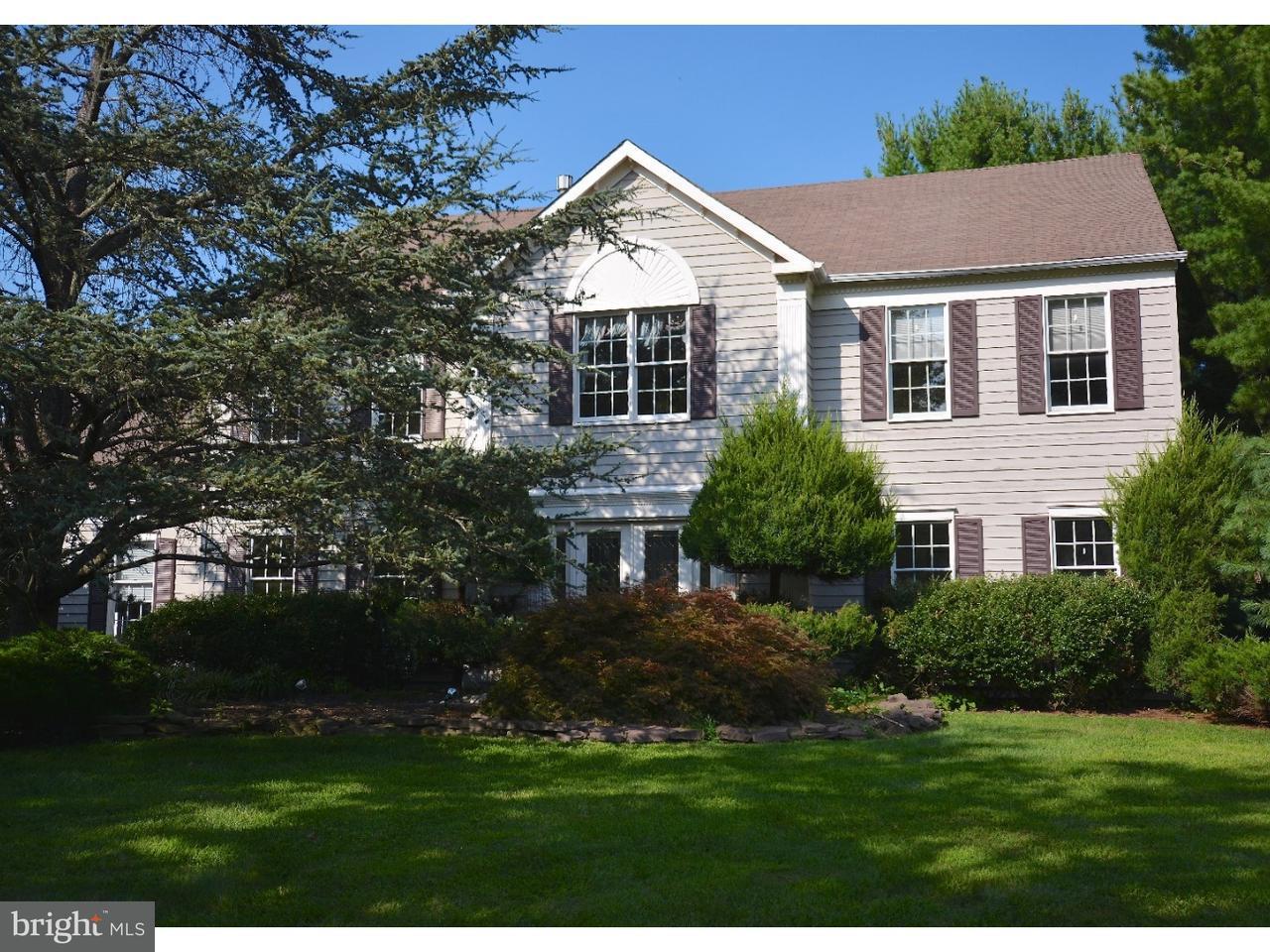 Casa Unifamiliar por un Venta en 1405 UXBRIDGE WAY North Wales, Pennsylvania 19454 Estados Unidos
