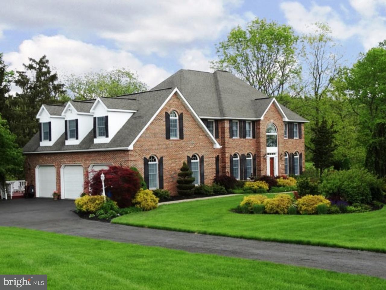 独户住宅 为 出租 在 14 DEVONSHIRE Drive 新希望镇, 宾夕法尼亚州 18938 美国在/周边: Solebury Township