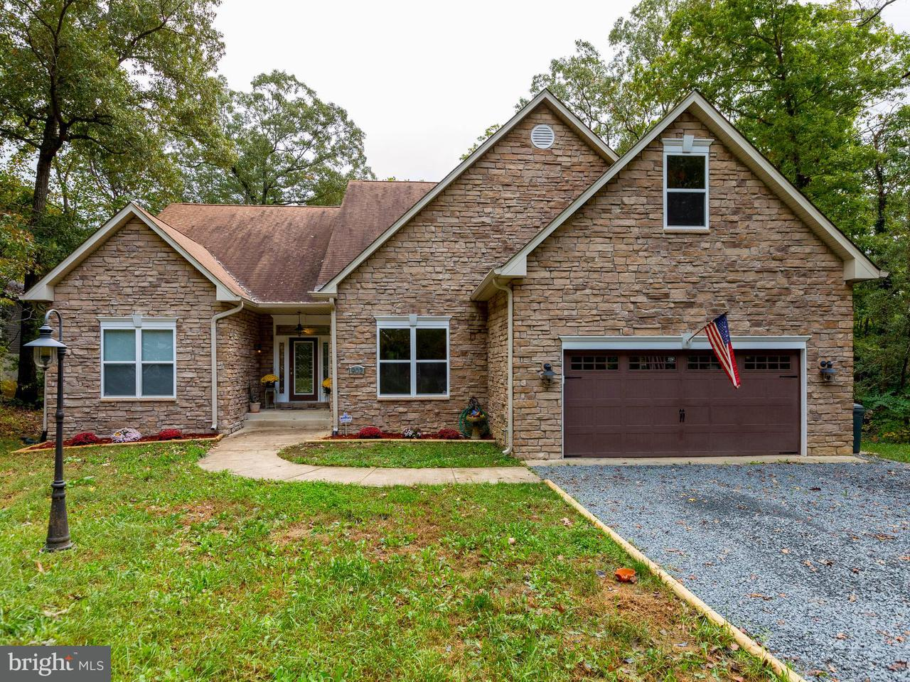 Single Family Home for Sale at 902 HUNGERFORD Road 902 HUNGERFORD Road Lusby, Maryland 20657 United States