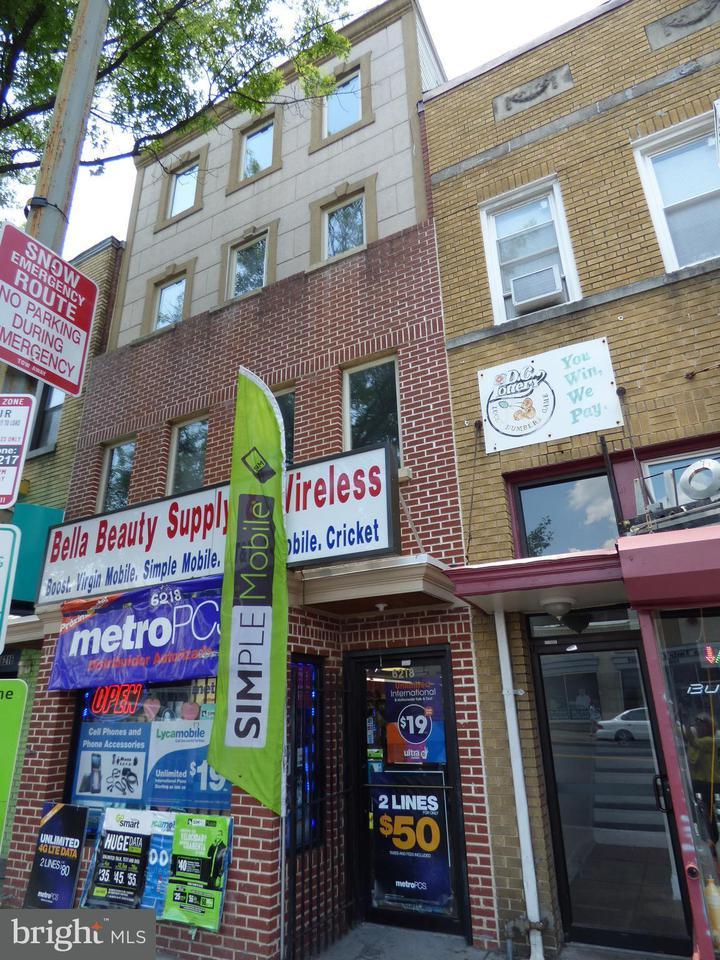 Multi-Family Home for Sale at 6218 GEORGIA Avenue 6218 GEORGIA Avenue Washington, District Of Columbia 20012 United States
