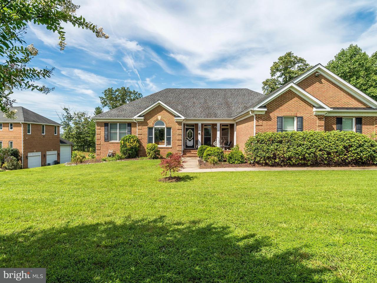 Maison unifamiliale pour l Vente à 109A ARRINGTON MOUNTAIN Road 109A ARRINGTON MOUNTAIN Road Haywood, Virginia 22722 États-Unis