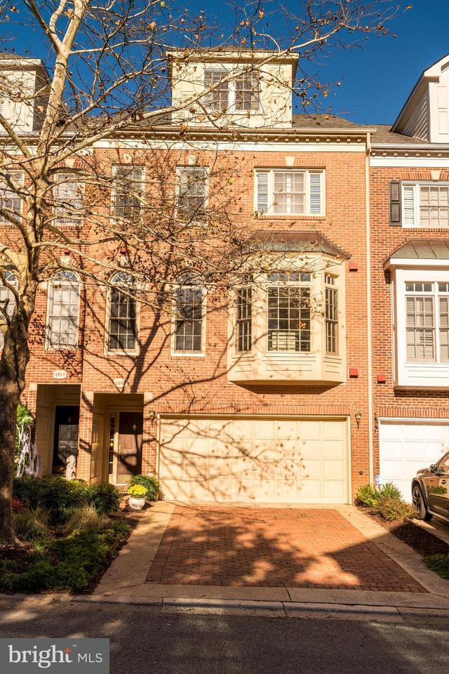 Townhouse for Sale at 4009 MANSION DR NW 4009 MANSION DR NW Washington, District Of Columbia 20007 United States