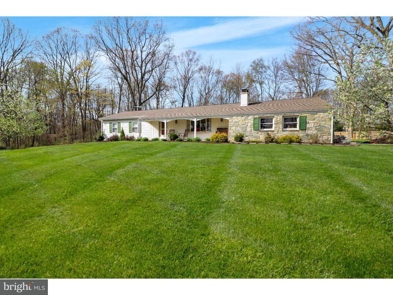 Частный односемейный дом для того Аренда на 280 CAMBRIDGE Road Coatesville, Пенсильвания 19320 Соединенные Штаты