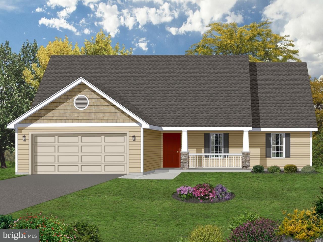 Частный односемейный дом для того Продажа на 252 OWL CREEK Road Tamaqua, Пенсильвания 18252 Соединенные Штаты