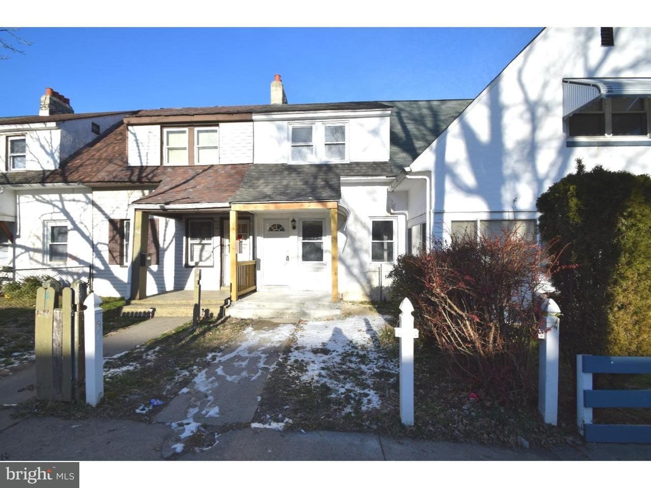 Townhouse for Rent at 52 4TH Avenue Claymont, Delaware 19703 United States