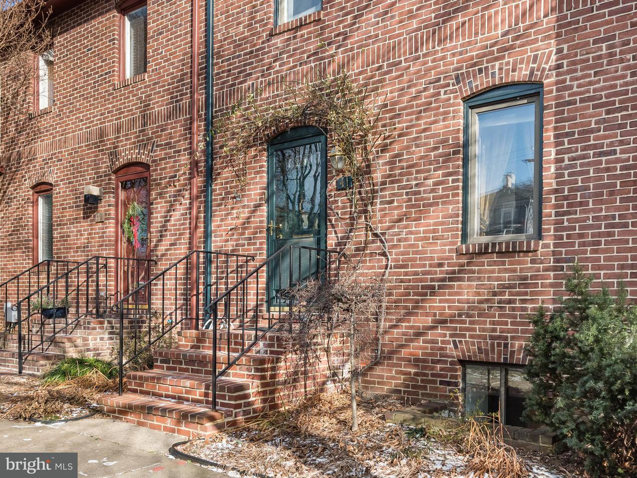 Townhouse for Sale at 41 WATER Street 41 WATER Street Annapolis, Maryland 21401 United States