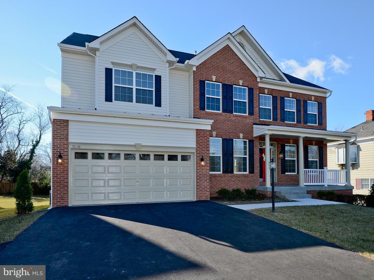 Частный односемейный дом для того Продажа на 9038 SUDLEY RD #15A 9038 SUDLEY RD #15A Manassas, Виргиния 20110 Соединенные Штаты