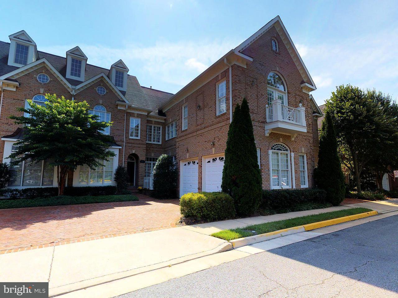 Adosado por un Venta en 3863 LEWISTON Place 3863 LEWISTON Place Fairfax, Virginia 22030 Estados Unidos