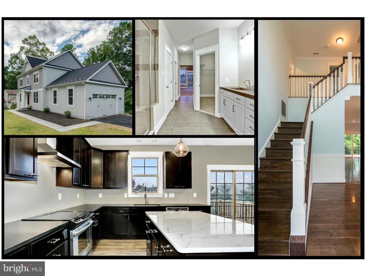 Частный односемейный дом для того Продажа на 9612 Woodland Road 9612 Woodland Road New Market, Мэриленд 21774 Соединенные Штаты