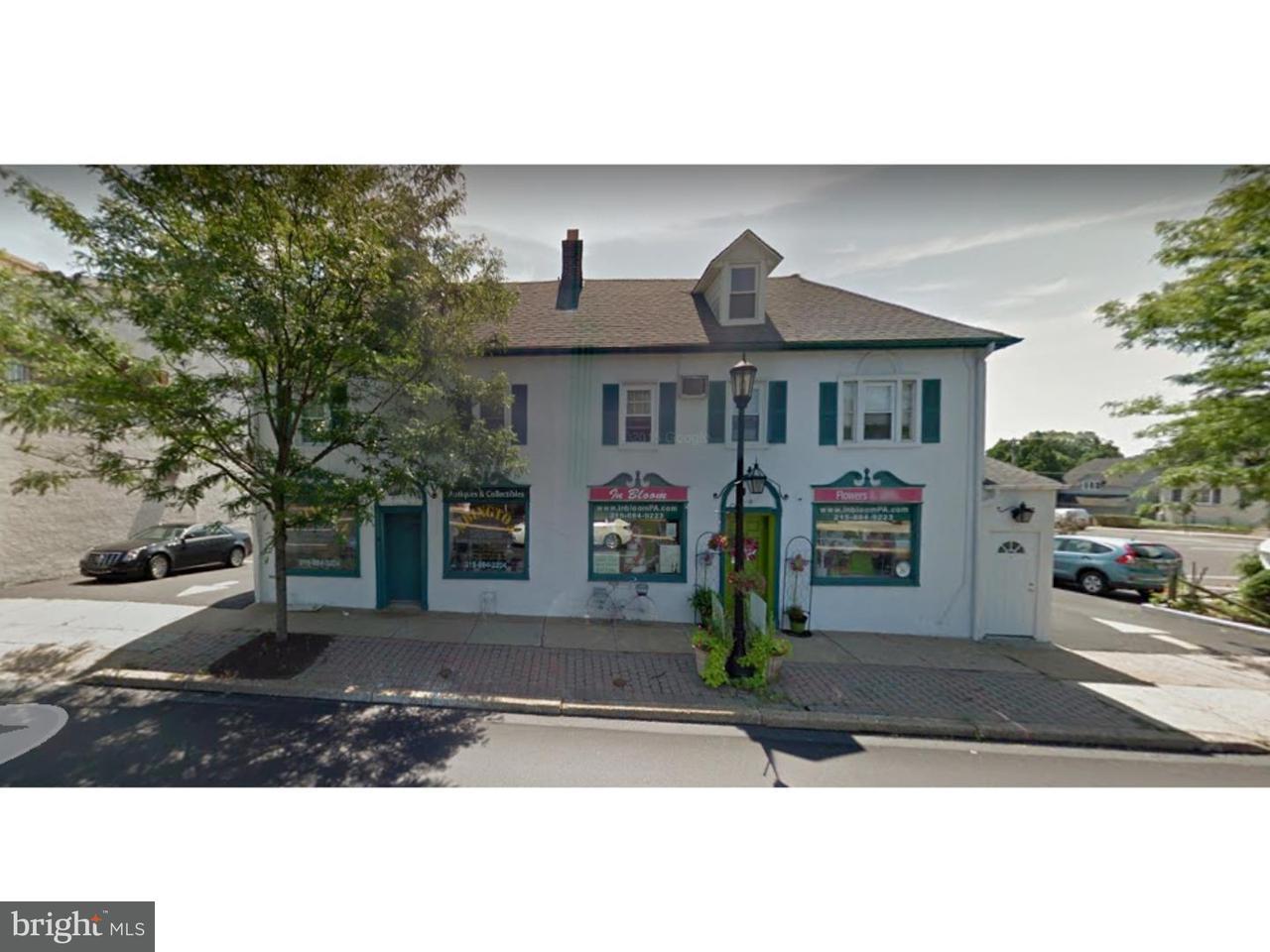 Casa Unifamiliar por un Alquiler en 1167 OLD YORK Road Abington, Pennsylvania 19001 Estados Unidos