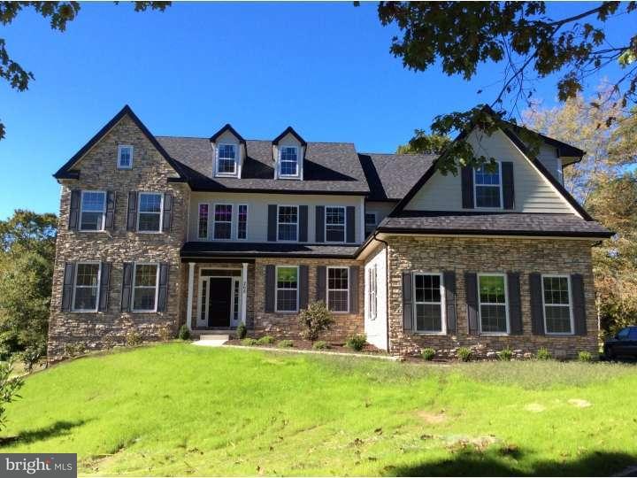 Maison unifamiliale pour l Vente à Lot 2 IVY MILLS Road Glen Mills, Pennsylvanie 19342 États-Unis