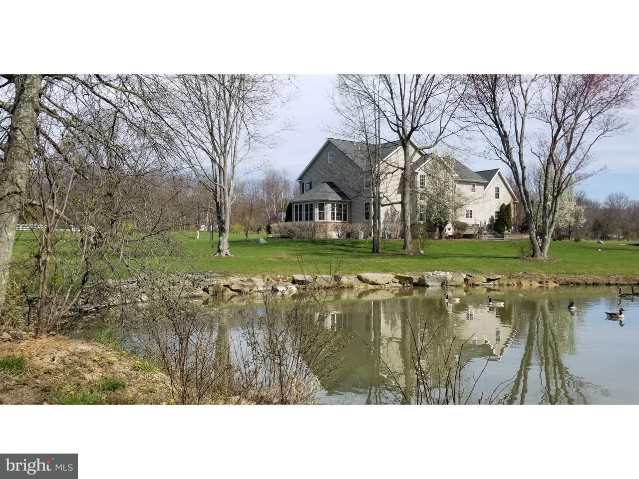 Casa Unifamiliar por un Venta en 8B CORSALO Road Lambertville, Nueva Jersey 08530 Estados UnidosEn/Alrededor: West Amwell Township
