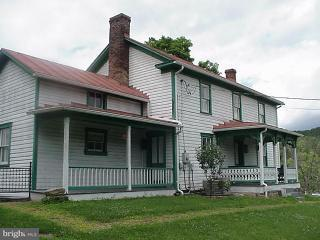 Single Family for Sale at 132 Purgitsville Pike Purgitsville, West Virginia 26852 United States