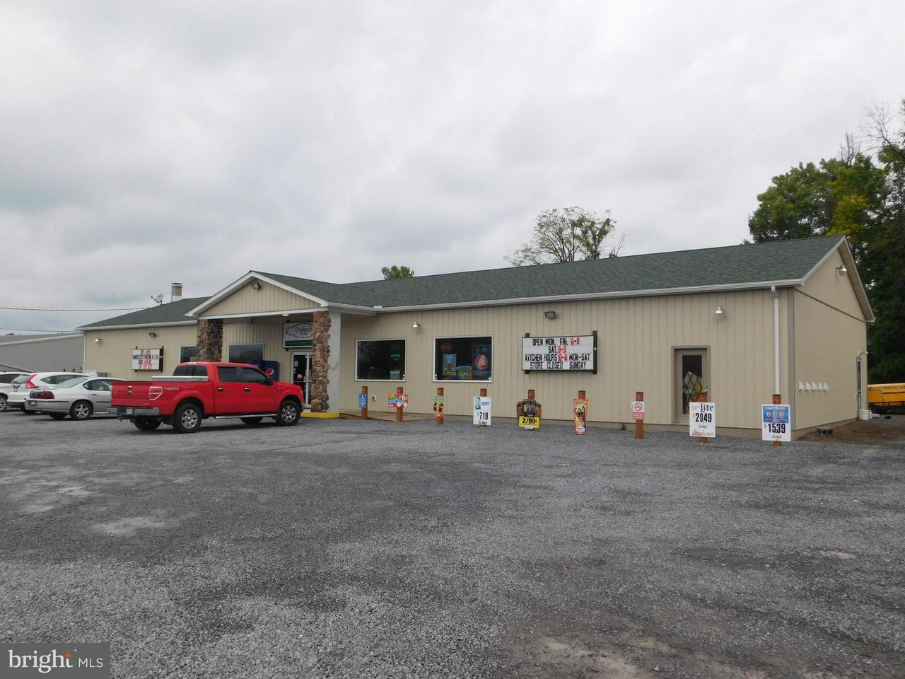 Comercial por un Venta en NORTHWESTERN TPKE NORTHWESTERN TPKE Burlington, West Virginia 26710 Estados Unidos