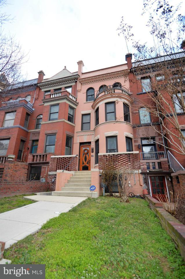 Other Residential for Rent at 2305 1st St NW #basement Unit Washington, District Of Columbia 20001 United States