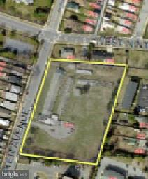 Terrain pour l Vente à 820 Motter Avenue 820 Motter Avenue Frederick, Maryland 21701 États-Unis