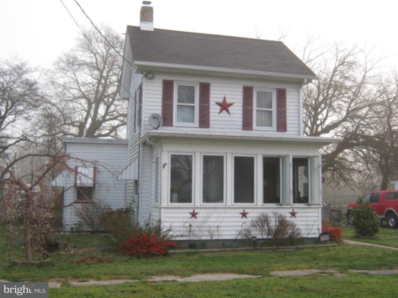 Частный односемейный дом для того Продажа на 919 UNION Street Port Norris, Нью-Джерси 08349 Соединенные Штаты