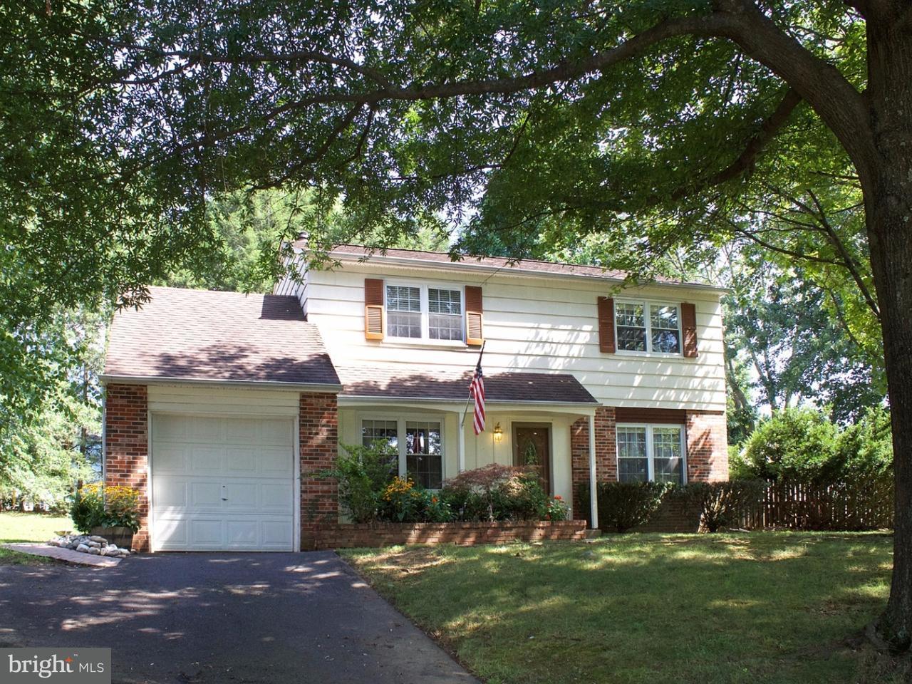 Частный односемейный дом для того Продажа на 2427 FLINT Circle Feasterville, Пенсильвания 19053 Соединенные Штаты