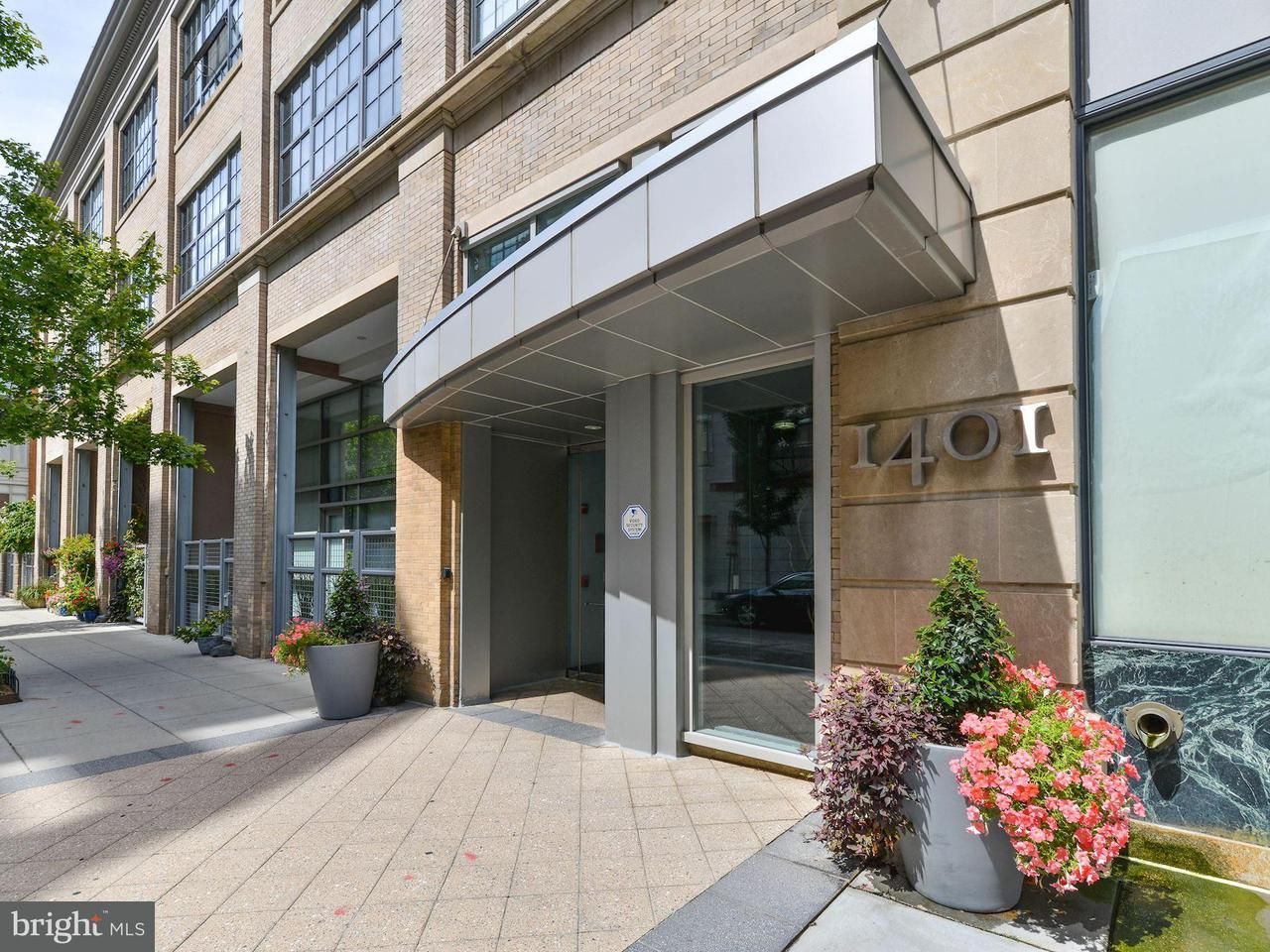 Condominium for Sale at 1401 Church St NW #124 Washington, District Of Columbia 20005 United States
