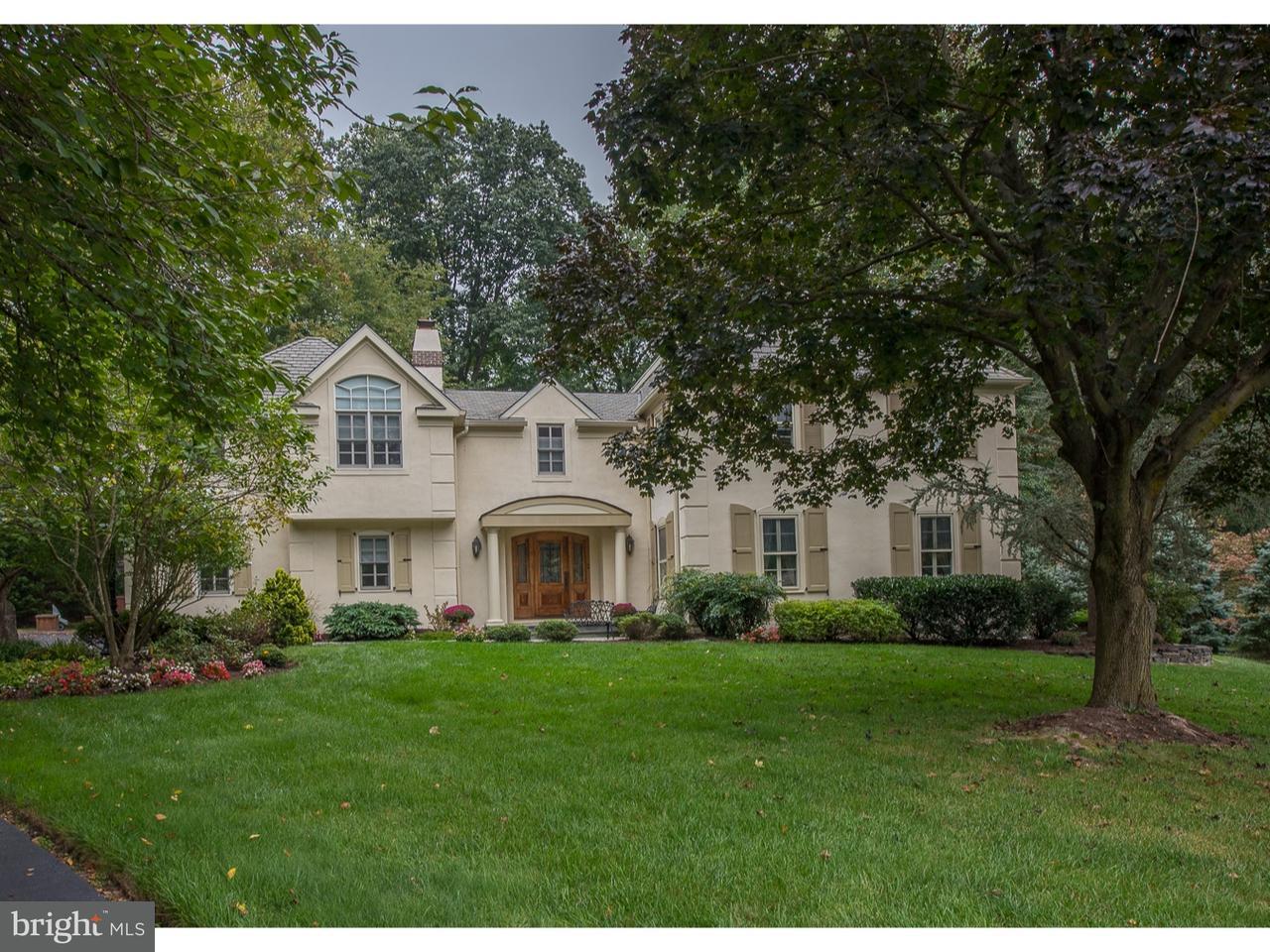 Casa Unifamiliar por un Venta en 211 HERMITAGE Lane Radnor, Pennsylvania 19087 Estados Unidos