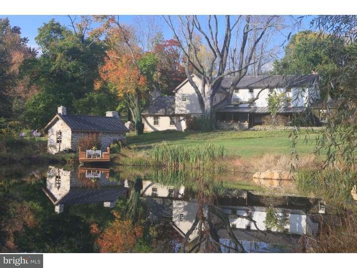 Maison unifamiliale pour l Vente à 3585 CONESTOGA Road Glenmoore, Pennsylvanie 19343 États-Unis