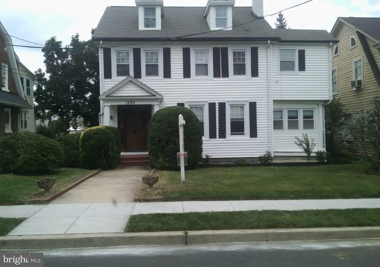 Single Family Home for Sale at 1305 HOLLY ST NW 1305 HOLLY ST NW Washington, District Of Columbia 20012 United States